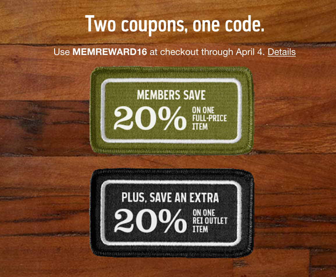 Coupon code outdoor world