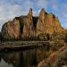 Trail Running at Smith Rock State Park